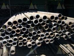 Трубы для забора